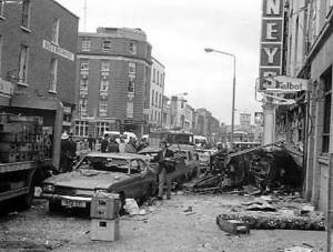 British agents bombed Dublin, May 17, 1974