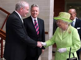 McGuinness and the British 'queen'