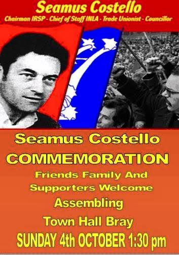 Image result for Seamus Costello images