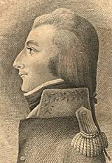 Theobald Wolfe Tone, 1763-1798, principal founder of Irish republicanism