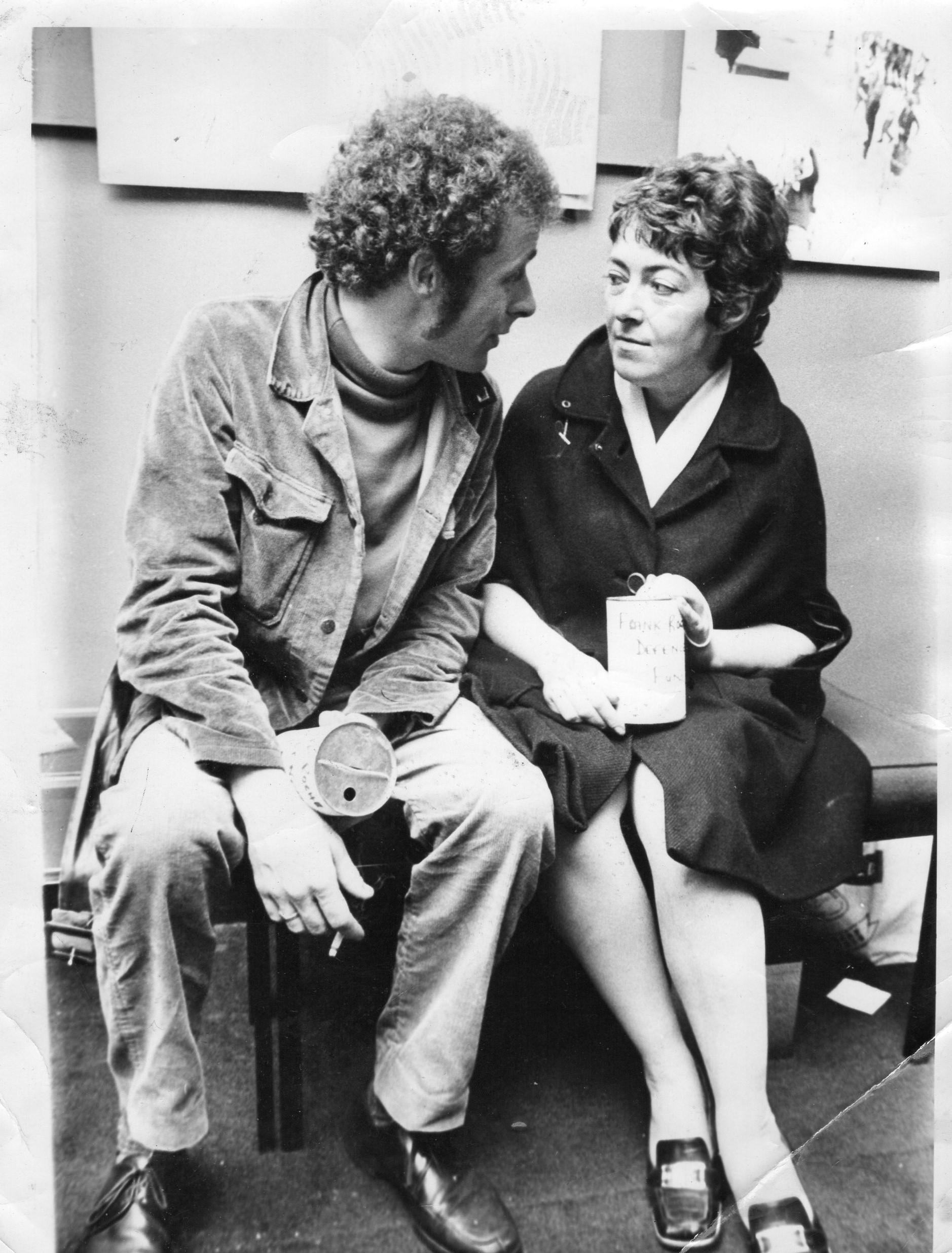 Bernadette devlin mcaliskey the irish revolution mairin keegan and mccann 1970 malvernweather Gallery